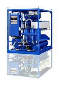 UVR 450/6 Oil regeneration machine