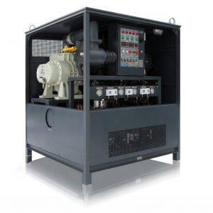 solid isulation maintenance machine