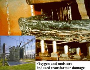 That is why you need equipment for transformer oil regeneration