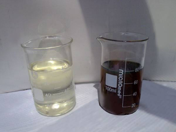 Transformer oil analysis methods