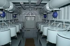 Oil regeneration plant UVR 450/16 (C)