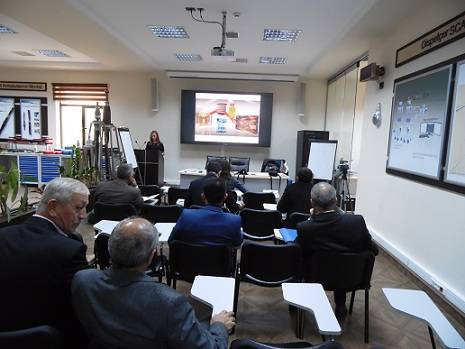 (English) Presentations of GlobeCore Oil Purification  Equipment held in Azerbaijan